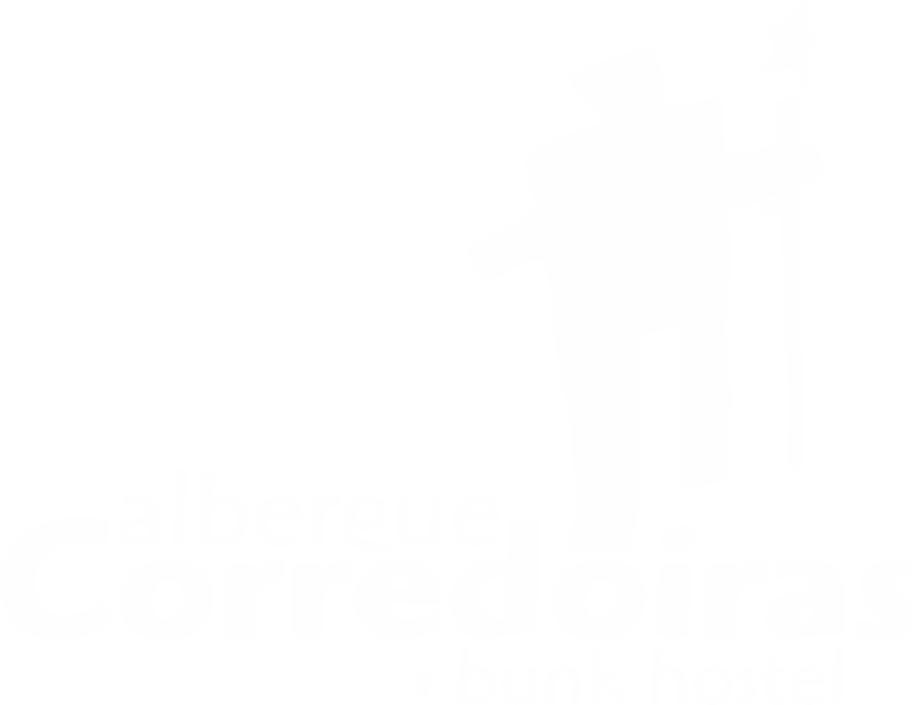Logotipo Albergue Corredoirass
