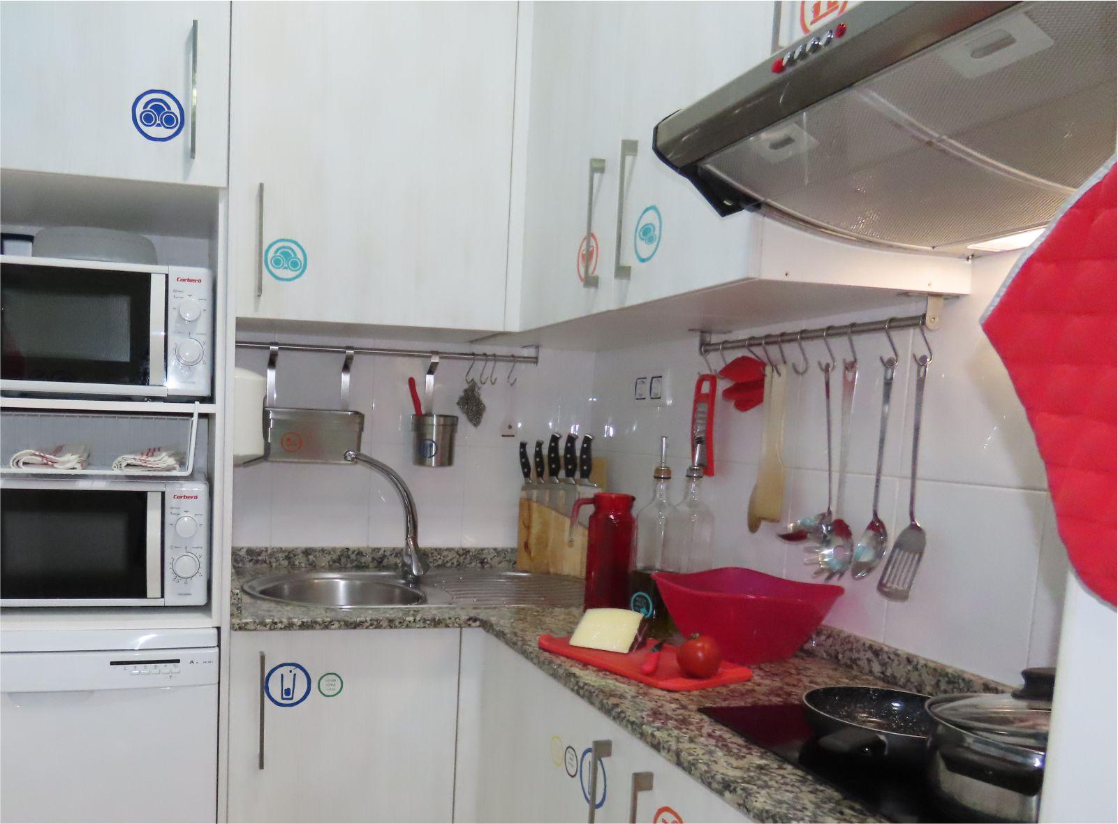 Cocina - Kitchen - Albergue Corredoiras