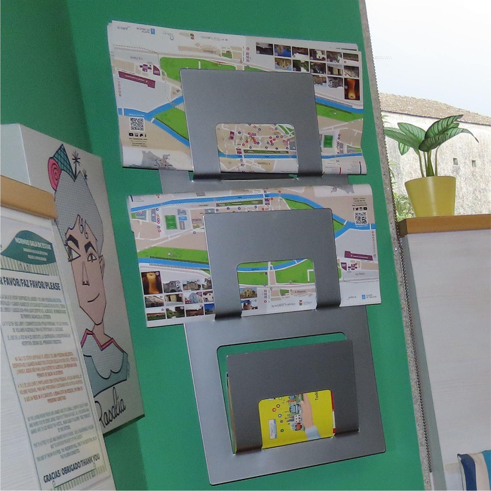 Planos - Maps- Albergue Corredoiras